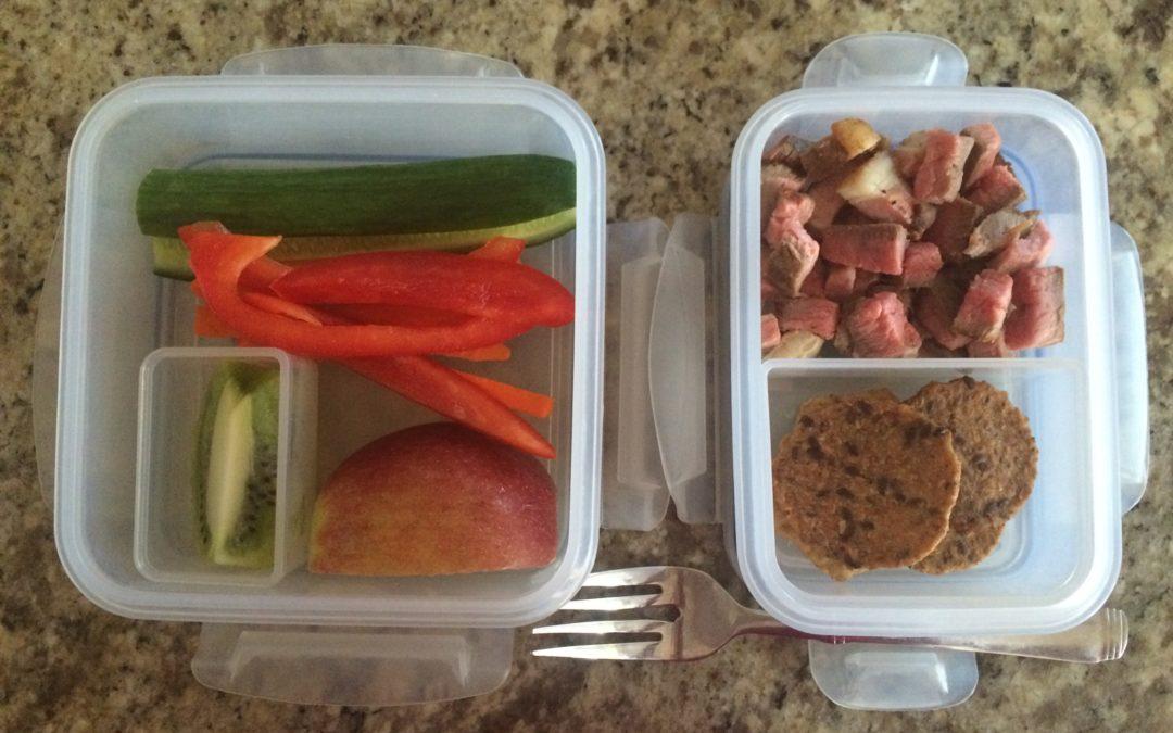 Fresh Easy Sandwichless Lunch